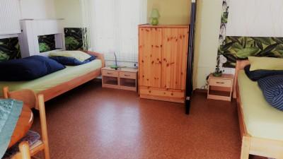 Zwei- Bettzimmer Gästehaus Spraitbach